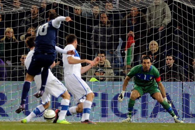 United States Defeats Italy in Historic International Soccer Friendly