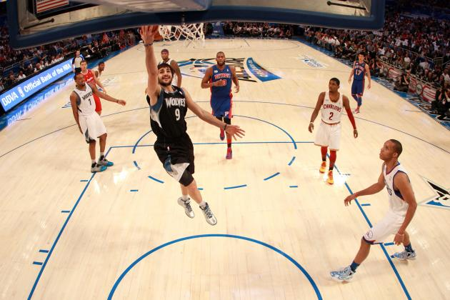 Is Ricky Rubio of Minnesota Timberwolves a Front Runner for Rookie of the Year?