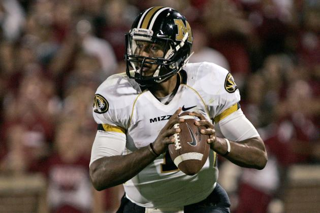 NCAA: Taking an Early Peek at Missouri's 2012 Football Schedule