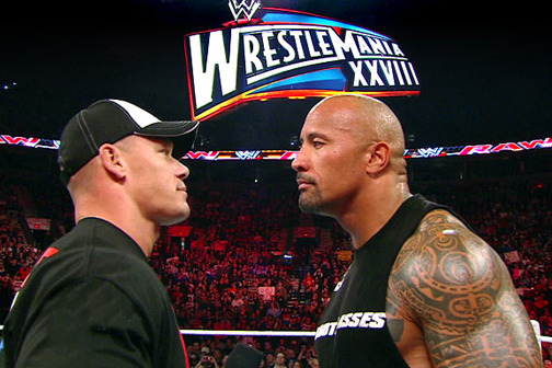 WWE WrestleMania 28: Why the Rock Should Beat John Cena