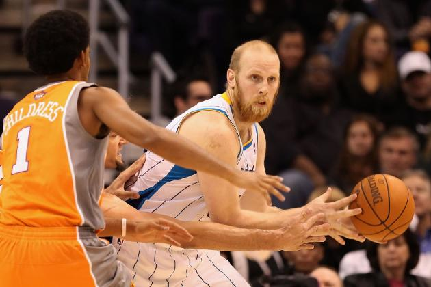 NBA Trade Rumors: Warriors Should Go After Chris Kaman and Forget Dwight Howard
