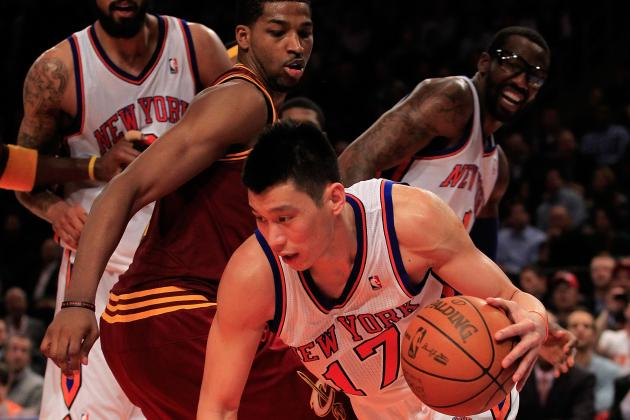 Cleveland Cavaliers Lose to New York Knicks 120-103, 'Linsanity' Strikes Again