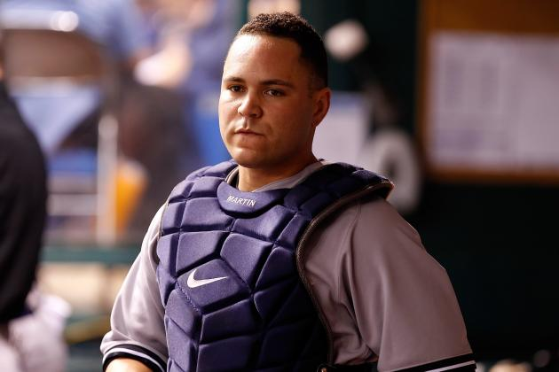 New York Yankees: What Is a Fair Contract Extension Offer for Russell Martin?