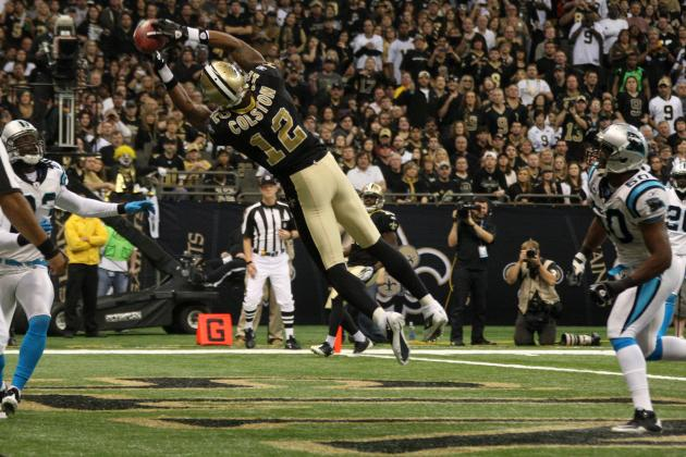 Marques Colston Could Be a Fit in New York If Giants Are Willing to Spend