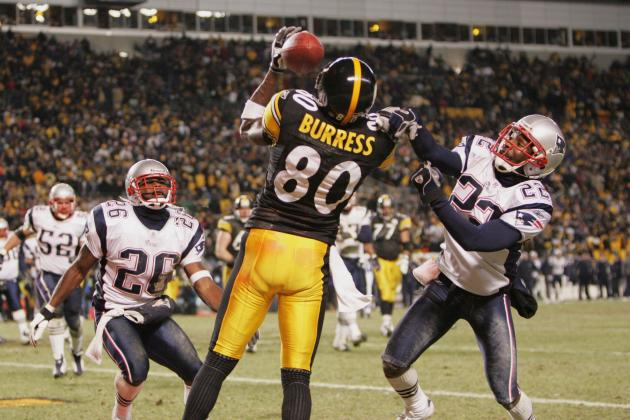 Report: Pittsburgh Steelers Interested in Plaxico Burress