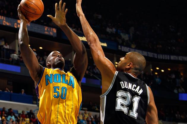 NBA Trade Rumors: Will Emeka Okafor Find a New Home in San Antonio?