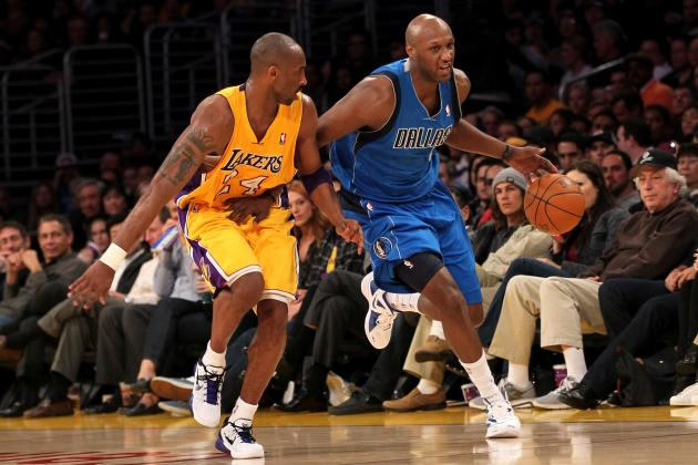 NBA Trade Speculation: Could the Dallas Mavericks Look to Trade Lamar Odom?