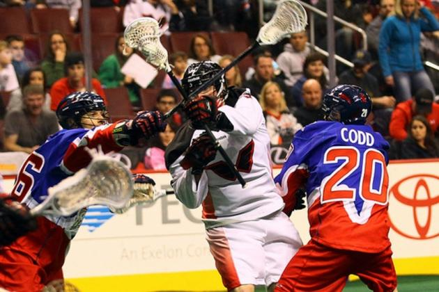 National Lacrosse League 2012: Week 9 Preview and Predictions