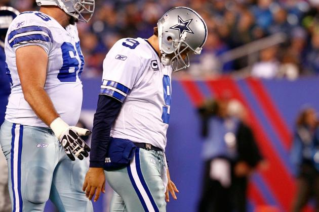 Tony Romo: 2012 Should Be His Last Season with the Dallas Cowboys
