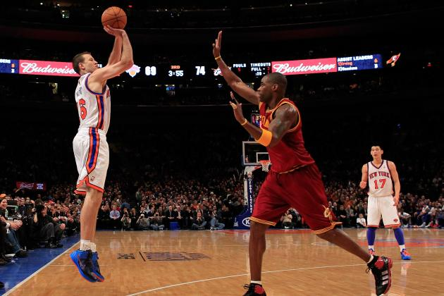 New York Knicks: Will the 2nd Unit Reign Supreme During 2nd Half of Season?