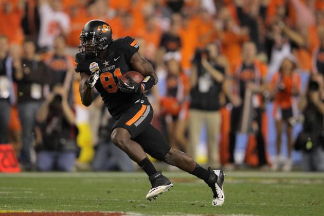 2012 NFL Draft: Justin Blackmon Scouting Report