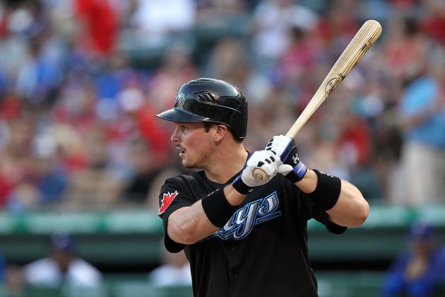 MLB Spring Training 2012: Blue Jays' Travis Snider Makes Changes for 2012