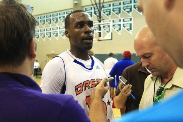 College Basketball Recruiting: Will Shabazz Muhammad Play College Basketball?