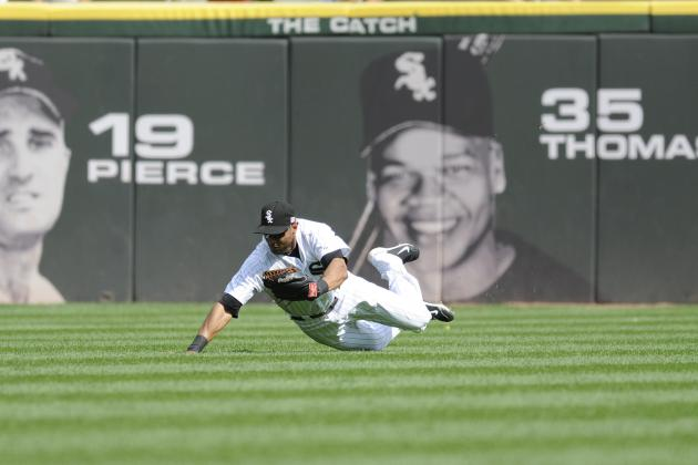 Alex Rios: Is Rios Chicago White Sox's Best Bet in Right Field?
