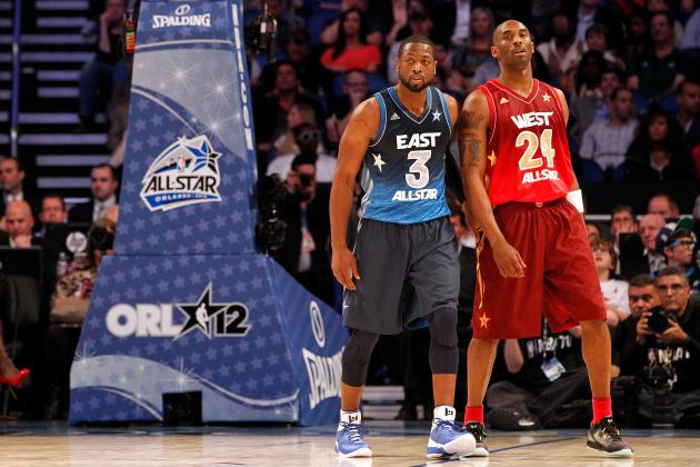 Kobe Bryant Will Seek Revenge Sunday after Dwyane Wade's Dirty Play