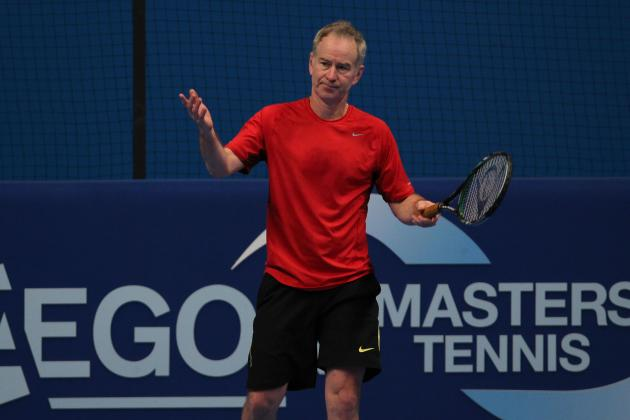 John McEnroe: Tennis and New York Go Together