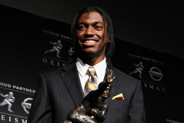 NFL Draft 2012:  Why the Browns Are Not the Best Team for Robert Griffin III