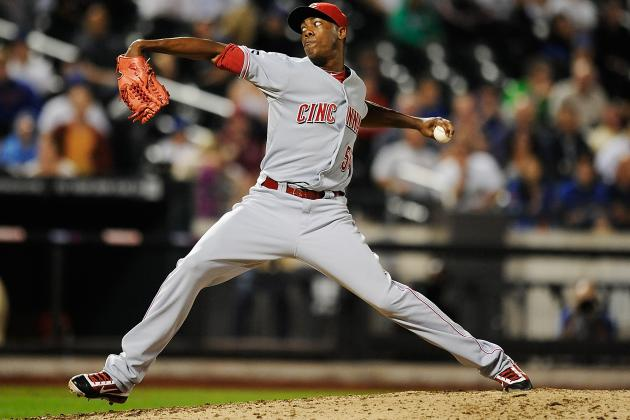 Reds' Aroldis Chapman as Starter a Work in Progress