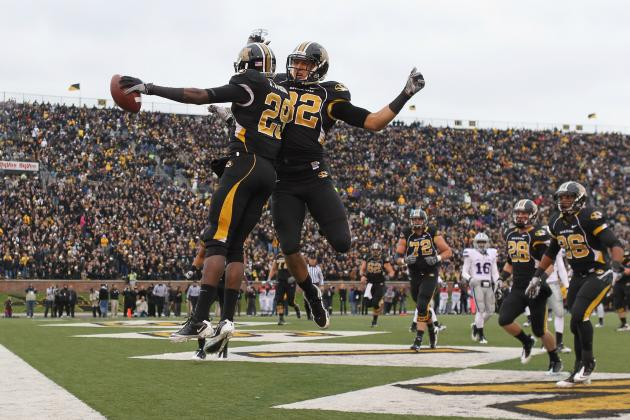 NFL Draft 2012: 5 Prospects to Keep an Eye on at Missouri's Pro Day