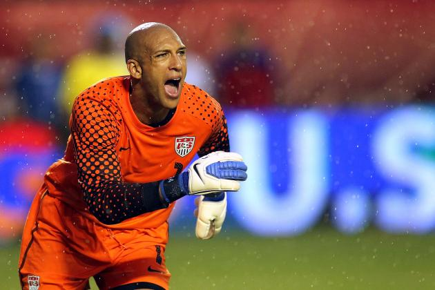 Tim Howard Exclusive: Team USA Keeper Talks Italy, Klinsmann, Everton and EPL
