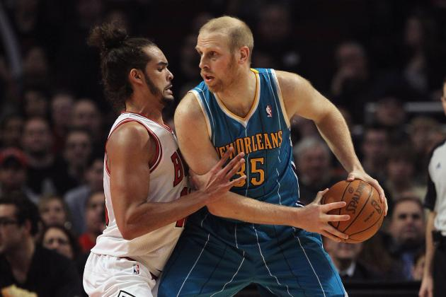 Chris Kaman Trade Rumors: Latest Updates for Hornets Star