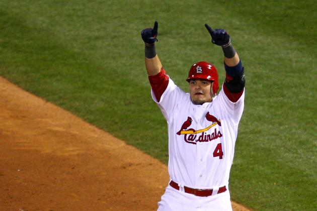 Yadier Molina Deserves Every Cent of His Contract from St. Louis Cardinals
