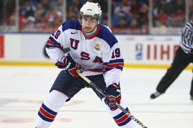 New York Rangers: Bet Heavy on Prospect Chris Kreider Joining Team for Playoffs