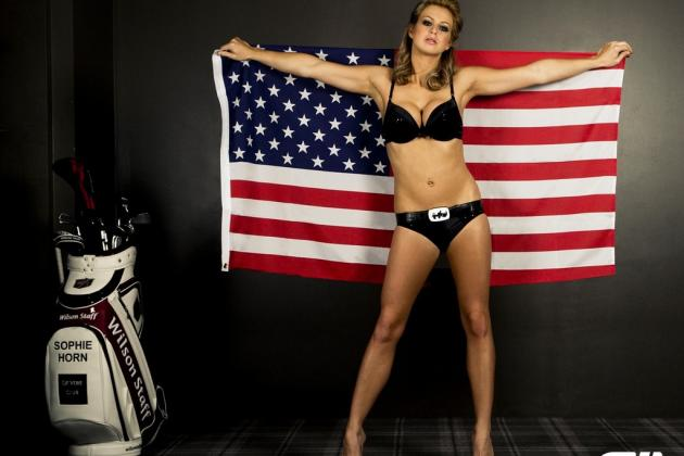 Sophie Horn: Sexiest Woman Alive and Pro Golfer?