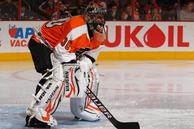 Philadelphia Flyers Goaltender Ilya Bryzgalov May Think Fans Care Too Much