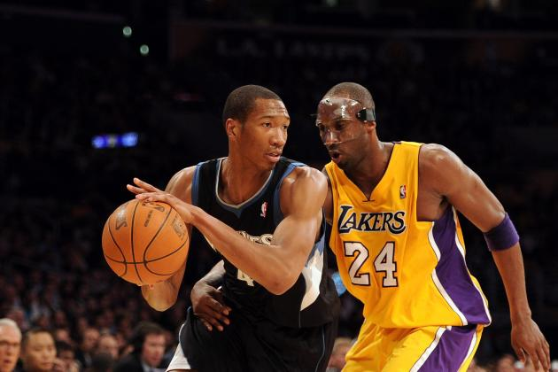 Lakers Start the Second Half with Kobe Bryant Playing