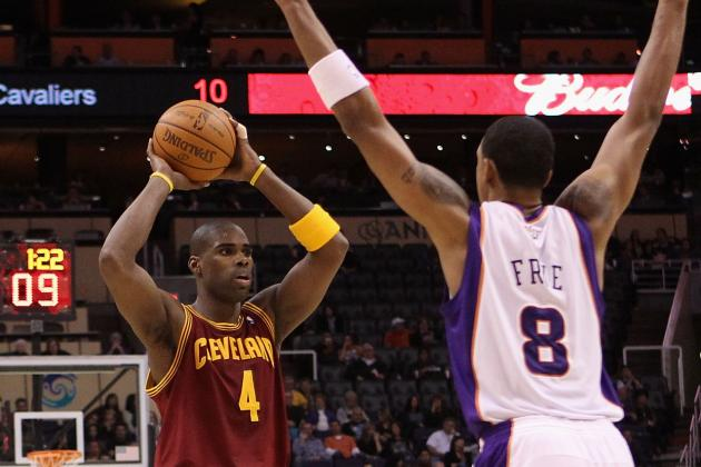 NBA Trade Talk: Antawn Jamison Should Remain a Cavalier in 2012 and Beyond