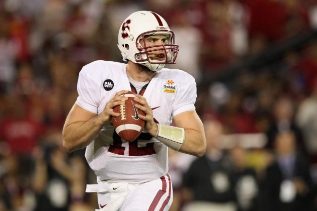 Draft Profile of the Day: Andrew Luck 2012 NFL Draft Scouting Report