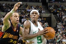 Rajon Rondo vs. Stephen Curry: The Statistical Case for Who Is Better