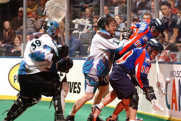 Fighting Has a Place in the Sport of Indoor Lacrosse
