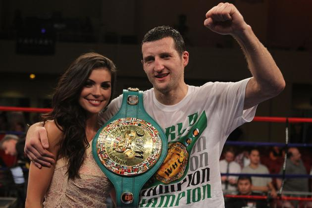 Carl Froch vs. Lucian Bute Prediction: Interbox Group Makes a Safe Bet