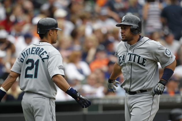 Seattle Mariners: Gutierrez Sidelined Up to 4 Weeks