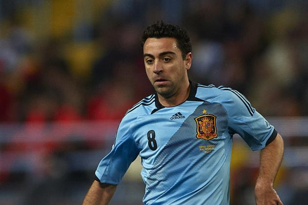 FC Barcelona: Xavi Hernandez Should Remain with La Blaugrana