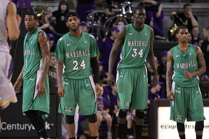 Turnovers Too Much for Marshall as East Carolina Wins, 69-68, in Overtime