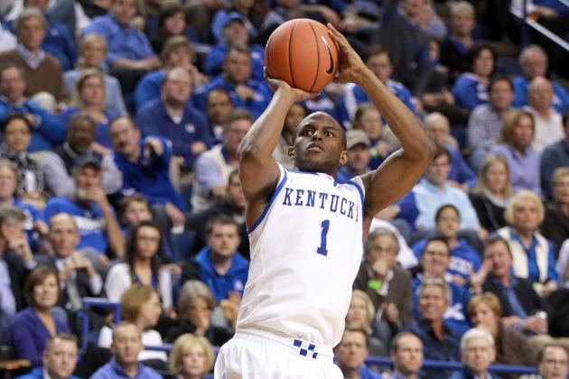 Kentucky Basketball: Wildcats, Darius Miller Rout Georgia