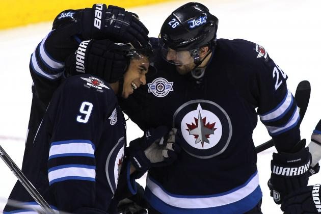 Winnipeg Jets Crush the Florida Panthers 7-0 to Leap Back into a Playoff Spot