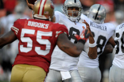 49ers Re-Sign Outside Linebacker Ahmad Brooks to Six-Year Deal