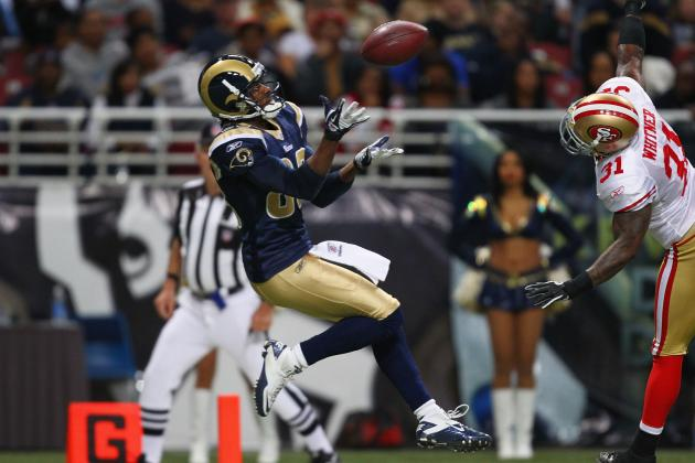 St. Louis Rams Begin Contract Talks with Receiver Brandon Lloyd