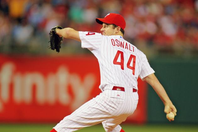 Roy Oswalt News: Why Arizona Diamondbacks Should Sign Him Midseason