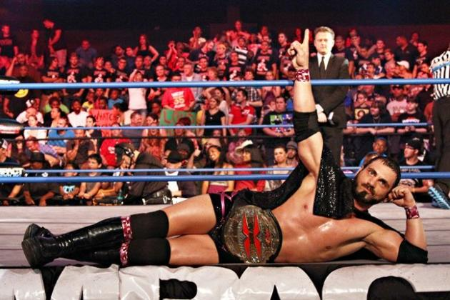 TNA Impact Wrestling: Austin Aries/Samoa Joe Main Event, the Knockouts and More