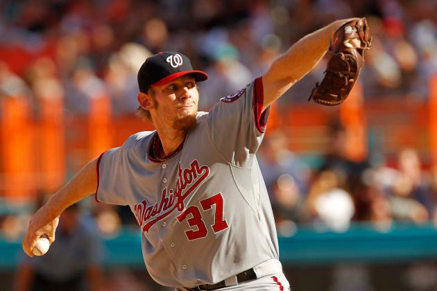 Fantasy Baseball 2012 Projections: How Should We Value Stephen Strasburg?
