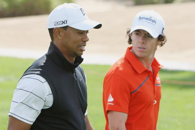 PGA: Tiger Woods Should Take Public Relations Lesson from Rory McIlroy