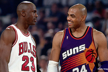 Why Charles Barkley Was Right to Rip Michael Jordan's Basketball Sense