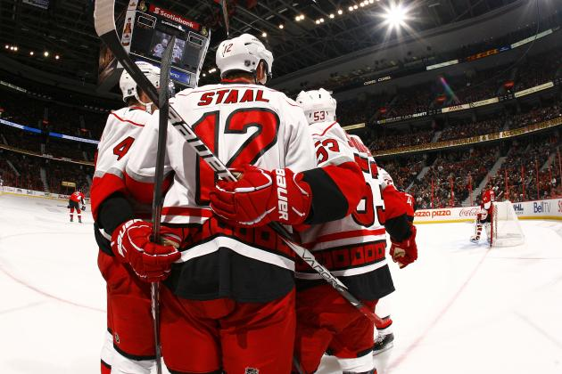 Carolina Hurricanes Need to Add Goal-Scorer to Contend in 2012-13