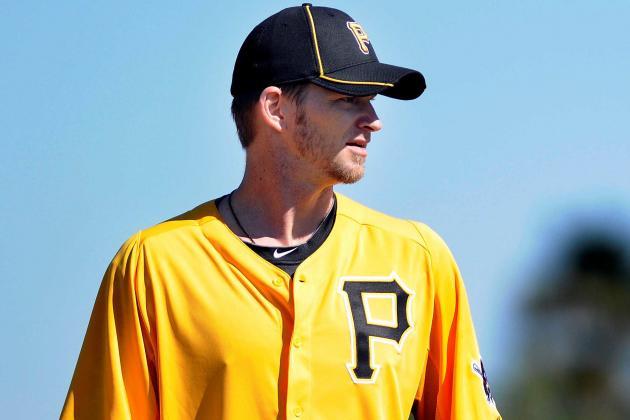 Pittsburgh Pirates News: A.J. Burnett Breaks Orbital Bone, Requires Surgery