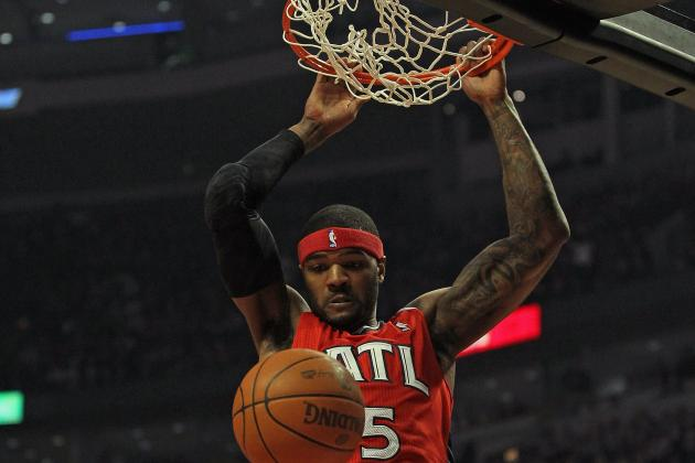 Boston Celtics Trade Rumors: Why Josh Smith Won't Be Coming to Beantown